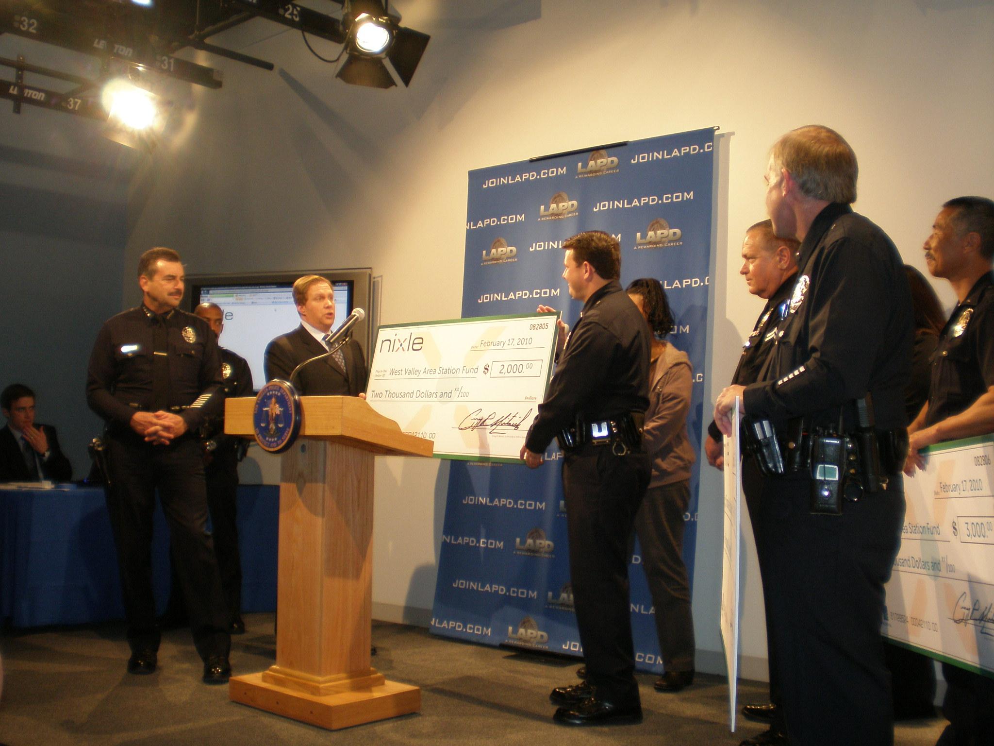 February 2010 - LAPD Blog
