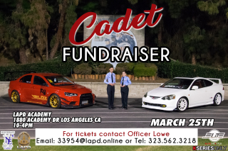 Cadet Car Flyer