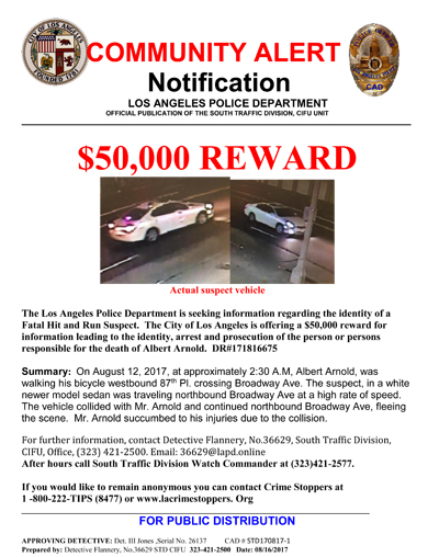 Reward Flyer broadway and 87th place-1 copy