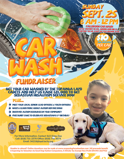 Fundraising Carwash