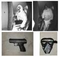 Mask gunmen